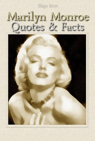 Marilyn Monroe: Quotes & Facts Blago Kirov