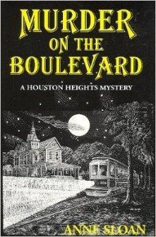 Murder on the Boulevard Anne Sloan