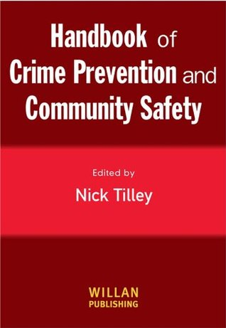Analysis for Crime Prevention Nick Tilley