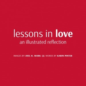 lessons in love - an illustrated reflection Karin Pinter