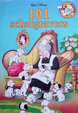 101 Schatgravers  by  Walt Disney Company