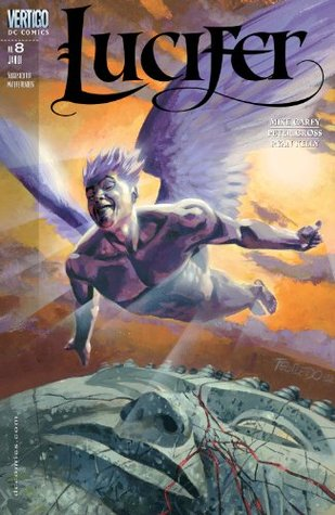 Lucifer #8  by  Mike Carey