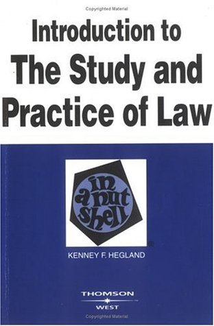 Law Prof  by  Kenney F. Hegland