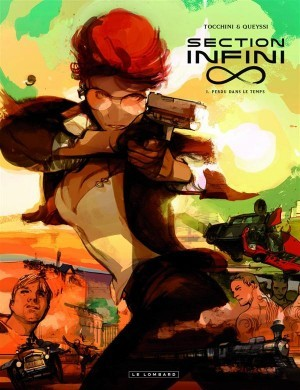 Section Infini Tome 1  by  Laurent Queyssi