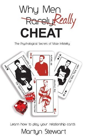Why Men REALLY Cheat: The Psychological Secrets of Male Infidelity  by  Martyn Stewart
