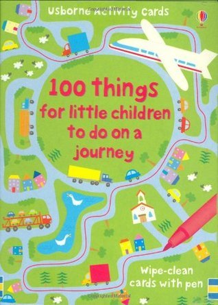 100 Things For Little Children To Do On A Journey Cards  by  Catriona Clarke