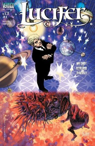 Lucifer #13 Mike Carey