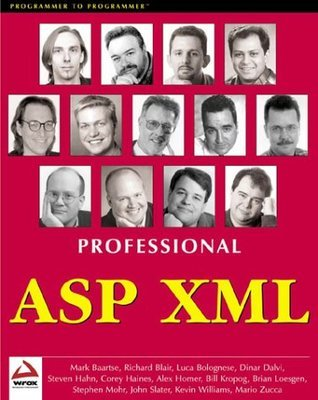 Professional ASP XML Mark Baartse