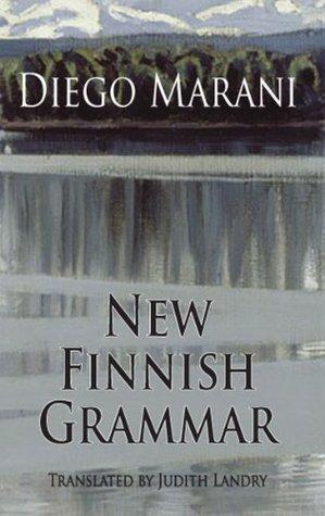 New Finnish Grammar (Dedalus Europe 2011) Diego Marani