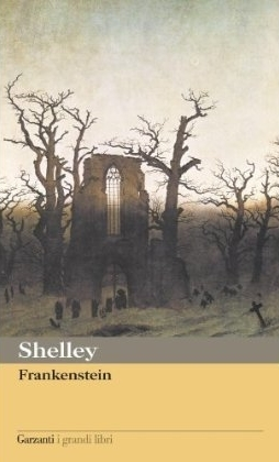 Frankenstein, ovvero il moderno Prometeo  by  Mary Shelley