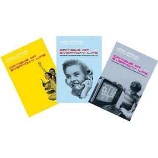 Critique of Everyday Life (3-volume Set) Henri Lefebvre