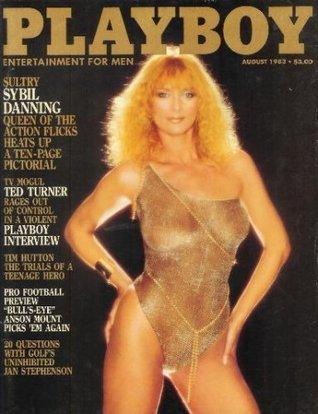 Playboy, August 1983 Playboy Magazine