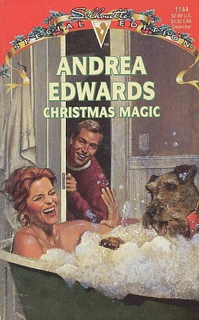 Christmas Magic  (Christmas Arch) (Harlequin Special Edition, No 1144)  by  Andrea Edwards