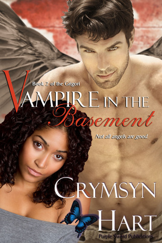 Vampire in the Basement  by  Crymsyn Hart