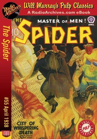 Spider #55 April 1938  by  Radio Archives