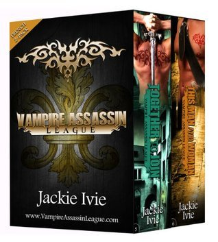 French 2-Pack: Vampire Assassin League Jackie Ivie