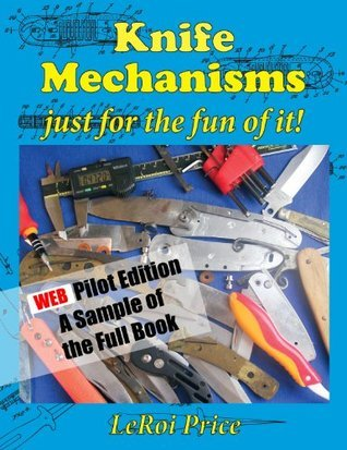 Knife Mechanisms just for the fun of it ePub pilot edition LeRoi Price
