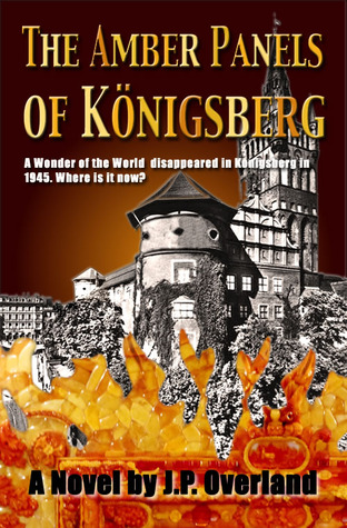The Amber Panel of Konigsberg  by  David Eilers