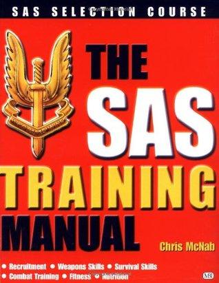 SAS Training Manual  by  Chris McNab