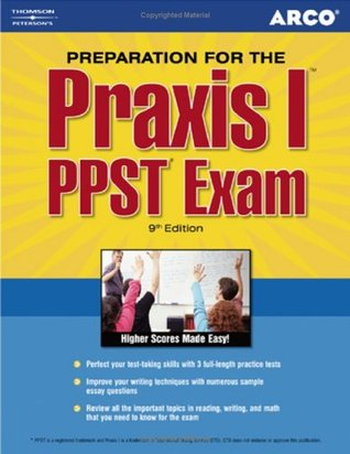 Prep for PRAXIS: PRAXIS I/PPST Exam 9e  by  Arco