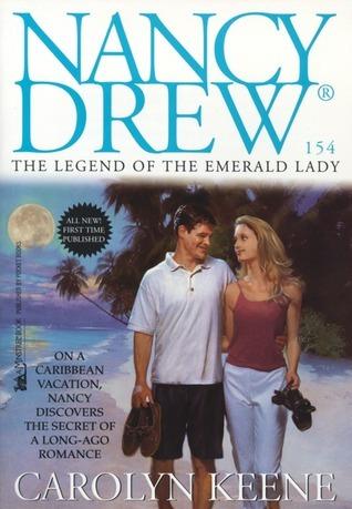 The Legacy of the Emerald Lady (Nancy Drew, #154)  by  Carolyn Keene