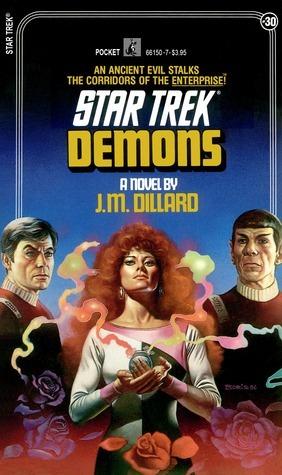 Demons (Star Trek #30) J.M. Dillard