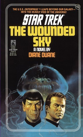 The Wounded Sky  by  Diane Duane