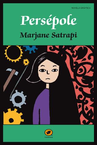 Persépole Marjane Satrapi