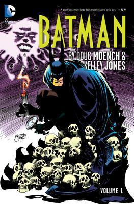 Batman Doug Moench and Kelley Jones Vol. 1 by Doug Moench