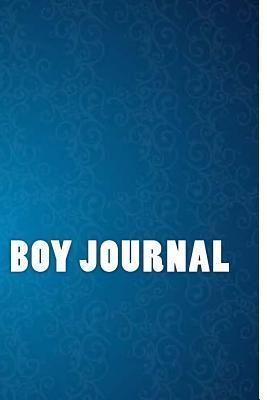 Boy Journal: 100 Page Dated Journal Shundreka Kajuana Fuller