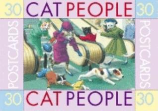Cat People: 30 Postcards Darling & Company