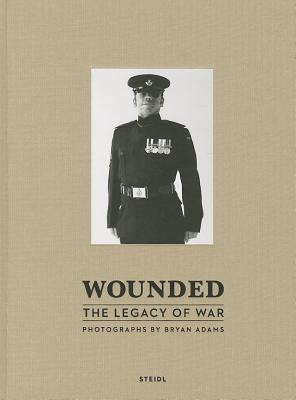 Wounded: The Legacy of War  by  Bryan Adams