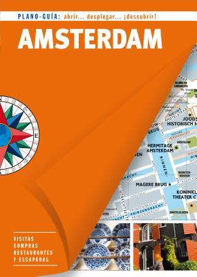 Amsterdam. Plano Guia 2014  by  Autores Gallimard