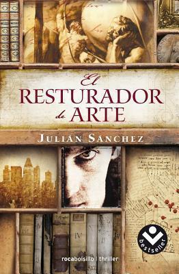 El Restaurador de arte (Enrique Alonso #2) Julián Sánchez