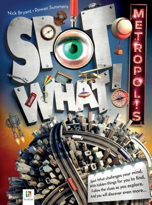 Spot What: Metropolis Nick Bryant