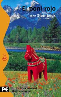 El poni rojo  by  John Steinbeck