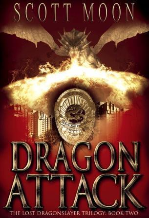 Dragon Attack  by  Scott Moon