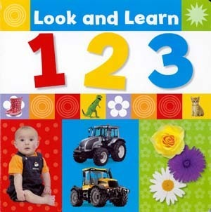 Look and Learn 123  by  Castle Street Press