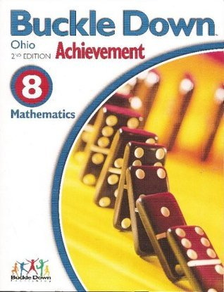 Buckle Down Ohio: Achievement 8 Mathematics 2nd Edition Paul Meyers