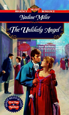 The Unlikely Angel  by  Nadine Miller
