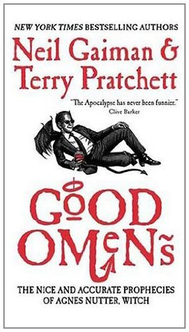 Good Omens—The Nice and Accurate Prophecies of Agnes Nutter, Witch  by  Terry Pratchett