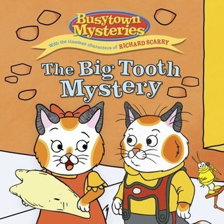 The Big Tooth Mystery Natalie Shaw