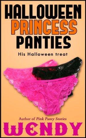 Halloween Princess Panties  by  Wendy