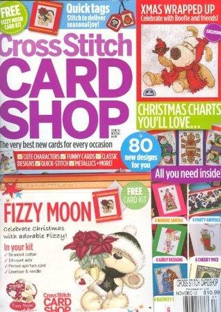 Cross Stitch Card Shop (November/December 2012)  by  Medina Bailey