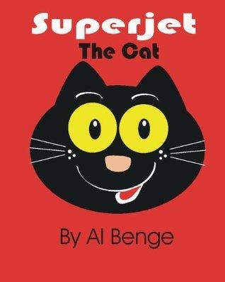 Superjet the cat Al Benge