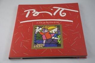The Art of Romero Britto Book  by  Romero Britto
