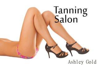 Tanning Salon  by  Ashley Gold