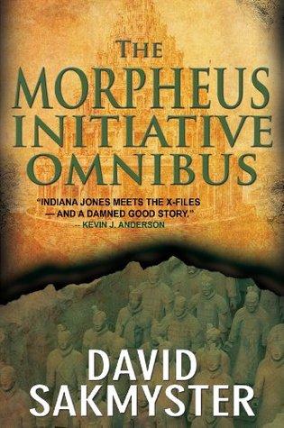The Morpheus Initiative Omnibus  by  David Sakmyster