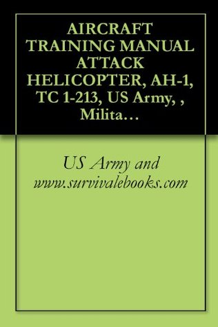 AIRCRAFT TRAINING MANUAL ATTACK HELICOPTER, AH-1, TC 1-213 U.S. Army
