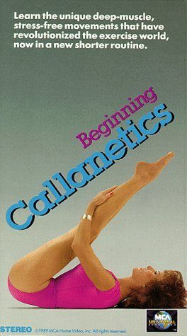 Beginning Callanetics [VHS]  by  Universal Studios